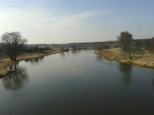 Międzychód - rzeka Warta