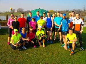 Trening z maratończykiem przez 7. Poznań Półmaraton