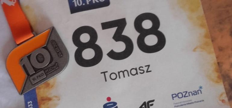 10 PKO Poznań Półmaraton