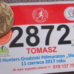 11 Grodziski Półmaraton Słowaka