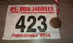 25 Półmaraton Pobiedziska