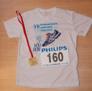 24 Półmaraton Philips Piła