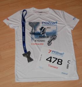 7 Poznań Półmaraton