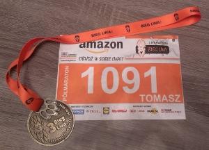 3. Półmaraton Bieg Lwa