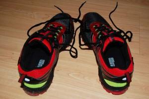 Test obuwia Crivit