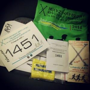 10. Międzynarodowy Kościan Półmaraton