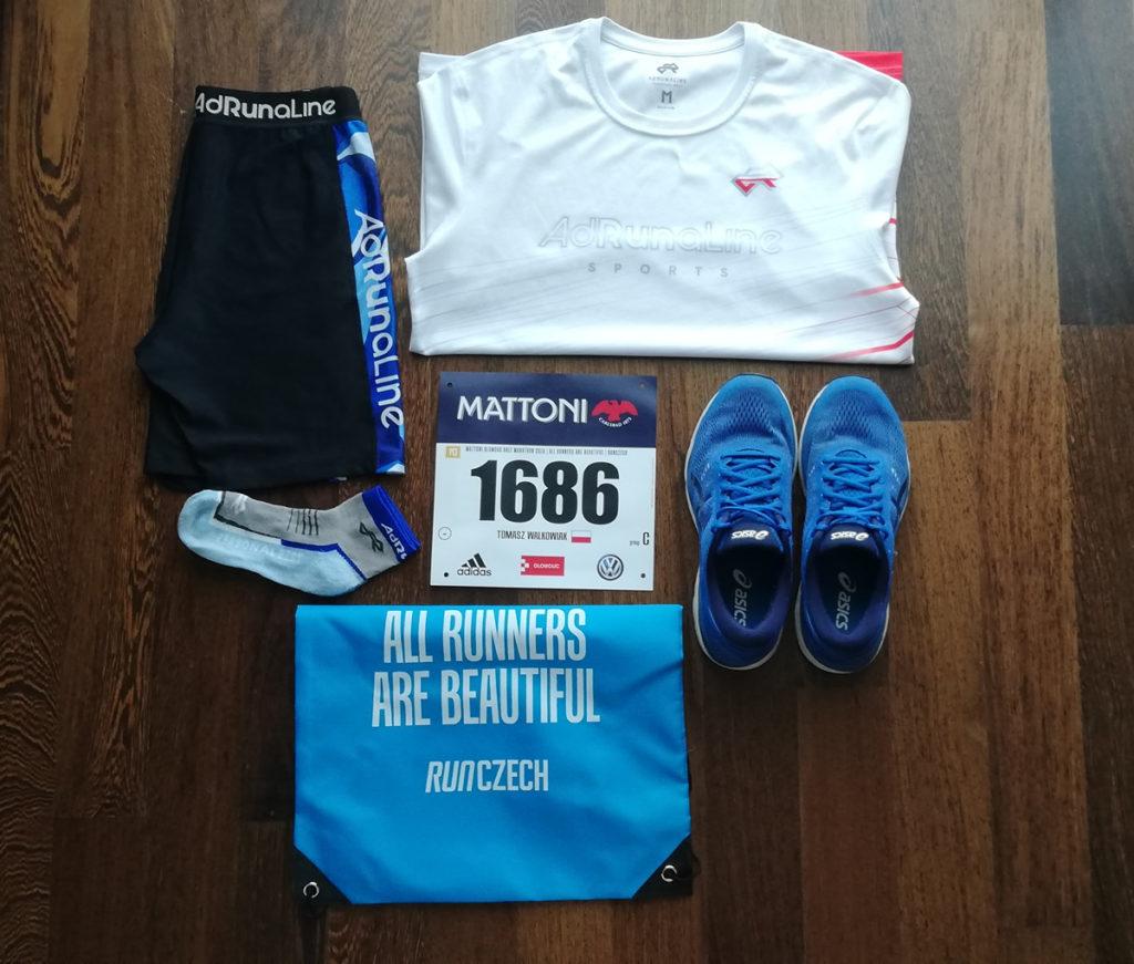 Olomouc Half Marathon 2019